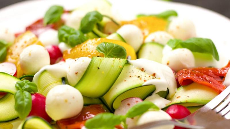 verantwoord afvallen vegetarisch